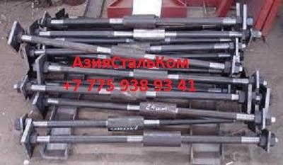 Анкерные фундаментные болты в Талдыкоргане - main
